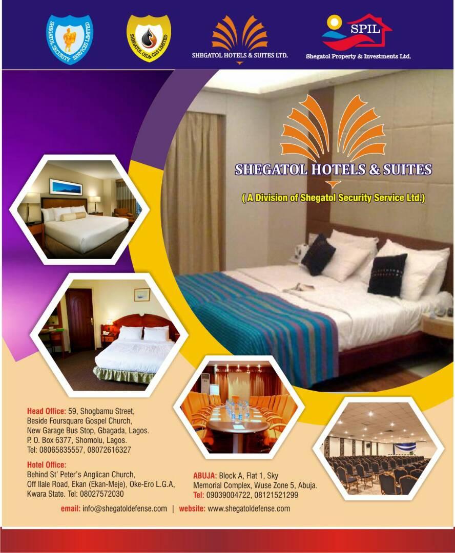 Shegatol Hotel &Suites